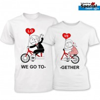 SiGNATURE Valentine Couple T-Shirt SG7124