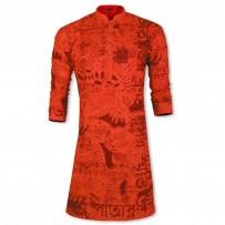 SiGNATURE Exclusive Festive Collection Printed Boishakhi Panjabi SG761