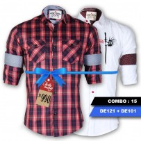 Exclusive New Year Shirt Sale : Combo 15