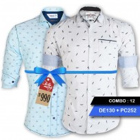 Exclusive New Year Shirt Sale : Combo 12