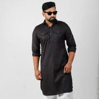 Simple Lifestyle Festive Collection Premium Kabli Panjabi SK721