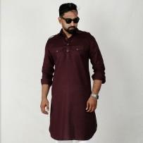 Simple Lifestyle Festive Collection Premium Kabli Panjabi SK723