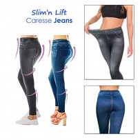 Slim'N Lift Caresse Jeans For Ladies