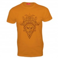 Exclusive Puja Collection Round Neck T - Shirt : SW3010