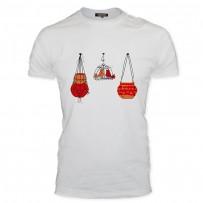 Pohela Boishakh Special Printed Men's T-Shirt SW310