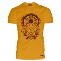 Exclusive Puja Collection Round Neck T - Shirt : SW3155