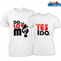 Valentine Special Couple T-Shirt SW3227