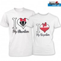 Valentine Special Couple T-Shirt SW3250
