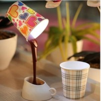 Coffee Light Desk Lamp