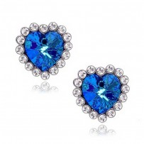 Titanic  Top Ear Ring : Inspired by Heart of the Ocean