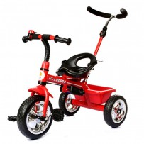 Smart Tricycle with Push Bar for Kids SMT104