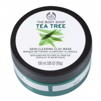 The Body Shop Tea Tree Skin Clearing Clay Face Mask - 100ml