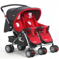 BAOBAOHAO 703A Twins Baby Stroller BBH107
