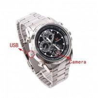 HD 1080P Hidden Spy Camera Watch With Built In 32GB Hidden Wrist Watch Camera