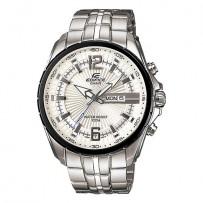 Casio Edifice Analog White Dial Men's Watch - EF-131D-7AVDF