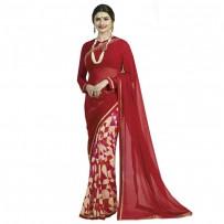 Pohela Boishakh Dupion Silk Saree VF108