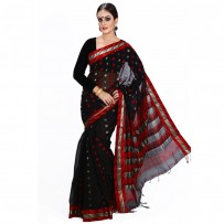 Eid Exclusive Muslin Silk Jamdani Saree TS4860