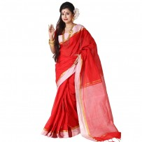Eid Exclusive Cotton Saree TS4952