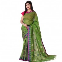 Eid Exclusive Silk Jamdani Saree TS4972