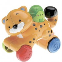 Fisher Price Press & Go Cheetah