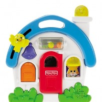 Fisher Price Brilliant Basics Activity Sounds House