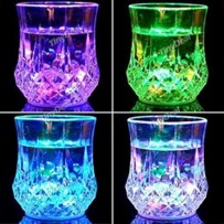 7 Color Inductive Rainbow Cup