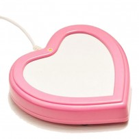 USB Cup Warmer Love Shape HCL775