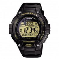 CASIO Men's Solar Powered Sports Watch WS220 9A