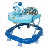 BLB Multifunctional Baby Walker - 6331 Blue
