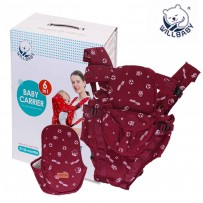 WillBaby 6in1 Super Baby Carrier
