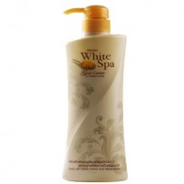 White Spa Body Lotion Gold Caviar UV Whitening - 400 ML