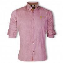 ZINC Premium Slim Solid Oxford Cotton Casual Shirts  ZINC130