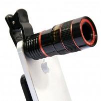 Universal 8X Optical Zoom Telescope Camera Lens HCL174