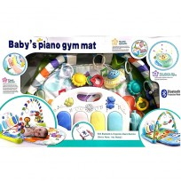 Babies Piano Gym Exercise Crawl Mat