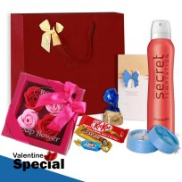 Valentine Special Promise Box For Her  PB416
