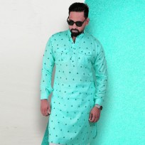 Simple Lifestyle Festive Collection Premium Kabli Panjabi SK728