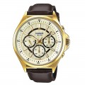 Casio Enticer Analog Multi-Color Dial Men's Watch  MTP E303GL 9AVDF