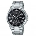Casio Standard Analog Mens Watch MTP E307D 1AVDF