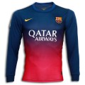 Nike Barcelona Home Goalkeepers Shirt 2014 - 2015
