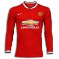 Manchester United Full Sleeve Home Shirt 2014-15