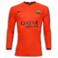 Nike Barcelona Away Shirt 2014 - 2015
