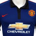 Manchester United Full Sleeve Home Shirt 2014-15 Blue