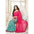 Fabulous Vinay Saree DO19 Rose Pink - Pest