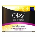 Olay Essential Complete Care -Night cream 50 ml TGS30L