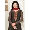 Exclusive Prachi Designer Salwar Suits Black 2016