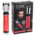 Kemei KM 610 Washable Hair Clipper And Beard Trimmer