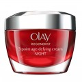 Olay Regenerist 3 Point Age Defying Cream Night