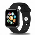 Apple Shape Smart Watch Black
