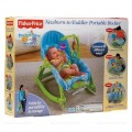 Fisher Price Newborn to Toddler Portable Rocker MCH017