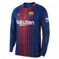 FC Barcelona Full Sleeve Home Jersey 2017-18